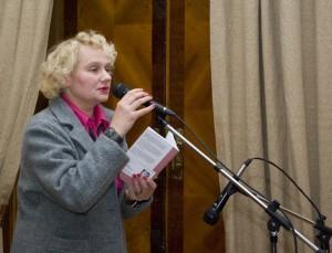 Поэтесса Наталья Рожкова - внучка Командарма Поплавского, заместителя легендарного Маршала Победы - Рокоссовского