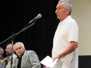 Выступление Евгения Яковлевича Джугашвили - родного внука Сталина