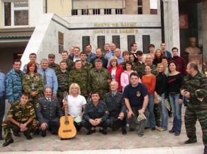 Соколкин с Фейсконтролем в МВД Чеченской республики