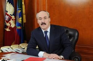 Глава Республики Дагестан Абдулатипов Рамазан Гаджимурадович