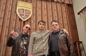 Сергей Сибирцев, Сергей Шаргунов, Сергей Соколкин