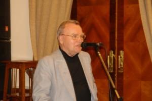 Профессор Литинститута, поэт, Эдуард Балашов