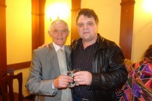 Друзья поэты - Абдулла Даганов и Сергей Соколкин, 2011