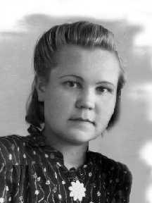 Сосновских Мария Панфиловна