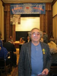 А.Тер-Маркарьян с наградой