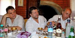 Соколкин, Дарин, Иванов в доме Расула