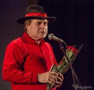 13. Заслуженный деятель искусств Российской Федерации, композитор  Григорий Гладков
