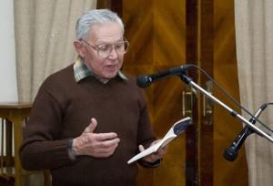 Поэт Владимир Дагуров