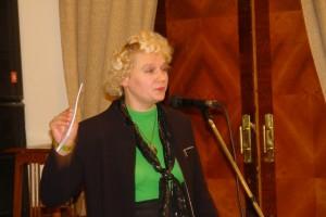 Поэтесса Наталья Рожкова
