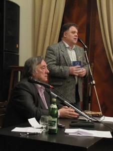 Александр Проханов и Сергей Соколкин