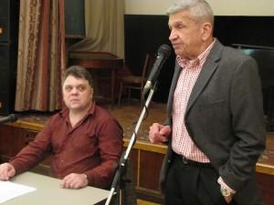 Выступает историк, доктор наук, Юрий Жуков