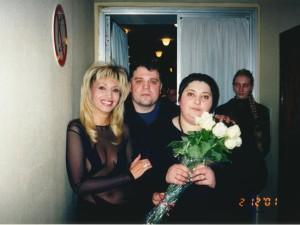 С Народной артисткой России Ириной Аллегровой