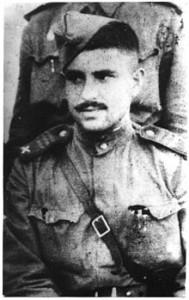 Наум Гребнев, 1943