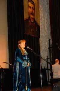 Народная артистка России Татьяна Петрова