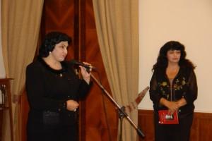 Раиса Дидигова и Космина Исрапилова