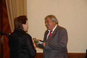 Награда Российской Геральдической палаты - Магомеду Ахмедову