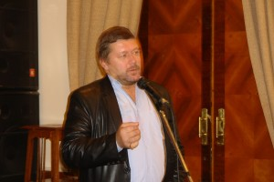 Поэт и продюсер Дмитрий Дарин