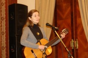 Поэтесса Елена Муссалитина