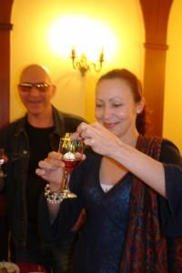 Награда Александры Барвицкой. Писатель Сибирцев очень доволен