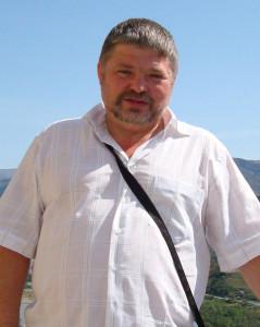 Писатель Игорь Смолькин