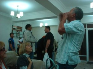 Заселение в гостиницу в Махачкале