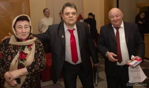З.Батирова, С.Соколкин, А.Додуев