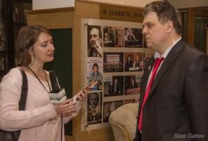 Интервью Кавказскому узлу